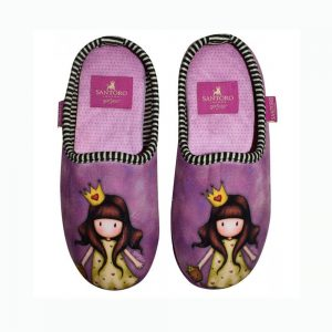 Santoro Gorjuss paidikes pantofles Princesses sa93608 mov