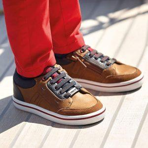 Mayoral sneaker agori camel 20-43199-086 SS20