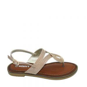 Adam's Shoes sandalia dermatino pato 822-20019 SS20
