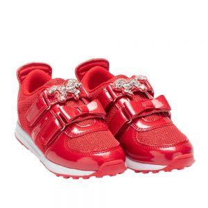 Lelli Kelly sneakers Linea Unicorno rosso LK5904 FD01FW20