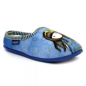 Santoro-paidikes-pantofles-koritsi-xeimerines-Just-Because-siel-SA93606C-FW20