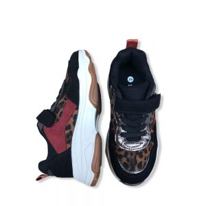 Sprox-casual-sneakers-athlitiko-koritsi-paidiko-mavro-leopar-508853-FW20